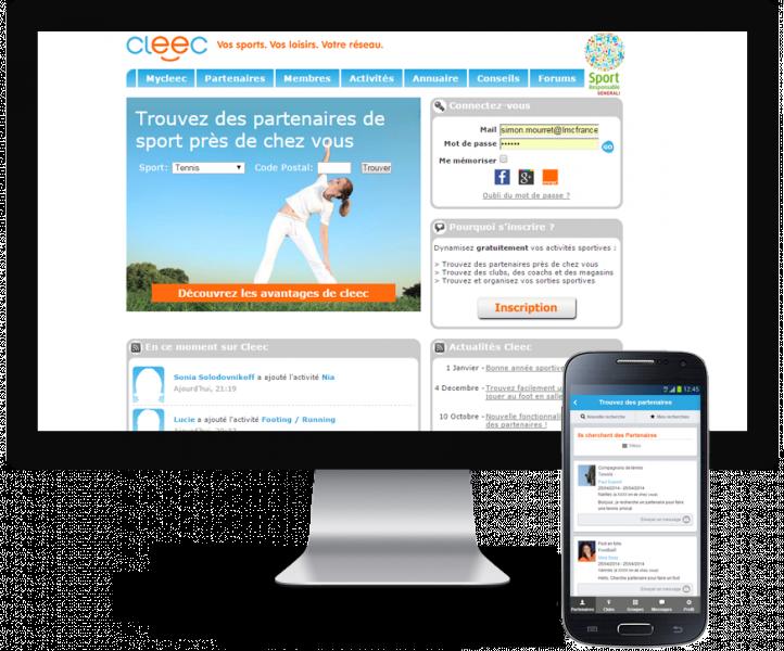 Site web cleec.com