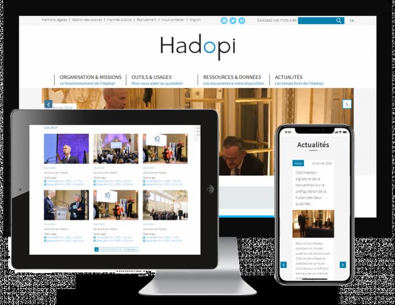 Site Hadopi